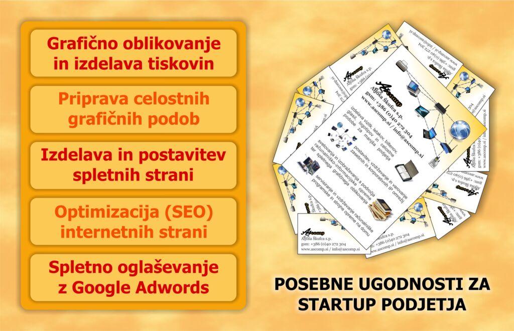 Grafično in spletno oblikovanje
